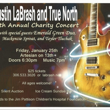 4th Annual Benefit Concert