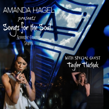 Amanda Hagel presents Songs for the Soul Concert