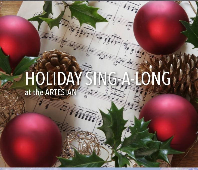 Artesian Holiday Sing-A-Long