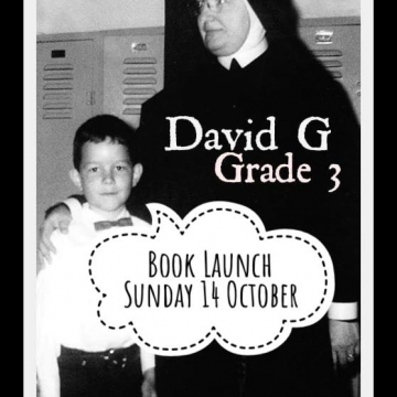 Book Launch of David Robert Loblaw's David G Grade 3