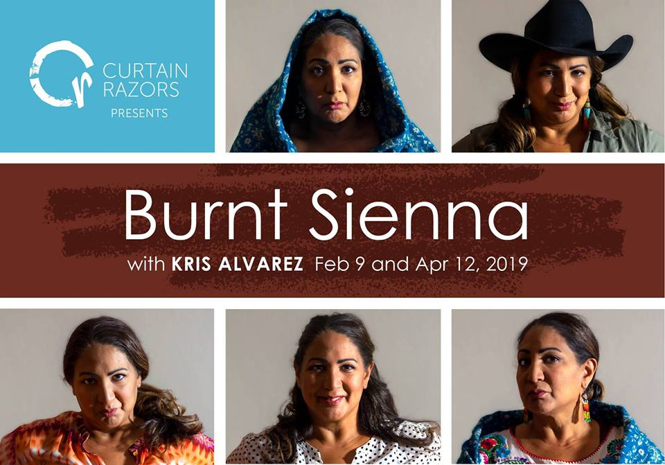 Burnt Sienna with Kris Alvarez & Special Guests