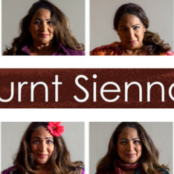 Burnt Sienna with Kris Alvarez + Special Guests