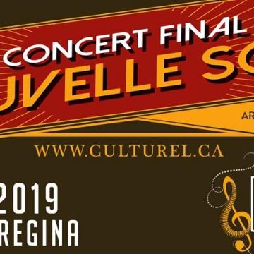 Concert final Nouvelle Scène 2019 (30e anniversaire)
