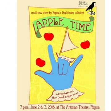 Deaf Crows Collective: Apple Time