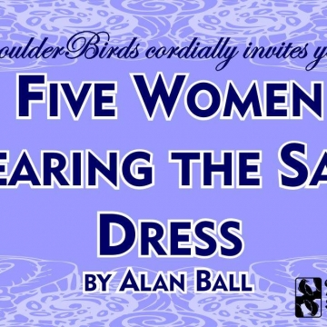 ShoulderBirds Presents: Five Women Wearing the Same Dress by Alan Ball