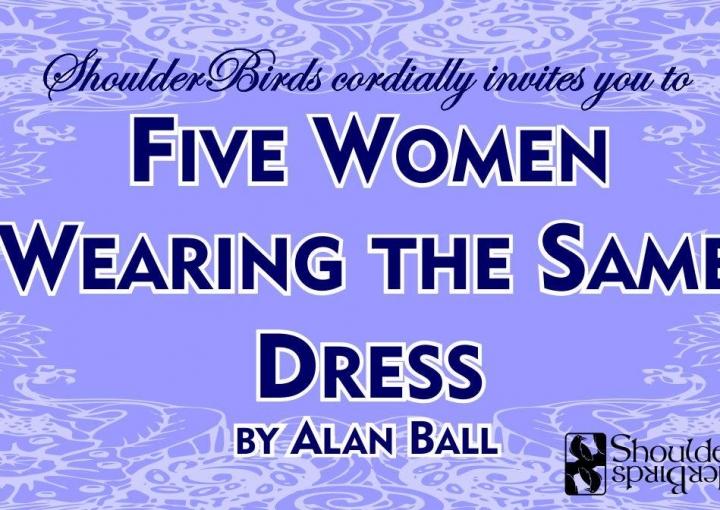 ShoulderBirds Presents: Five Women Wearing the Same Dress by Alan Ball