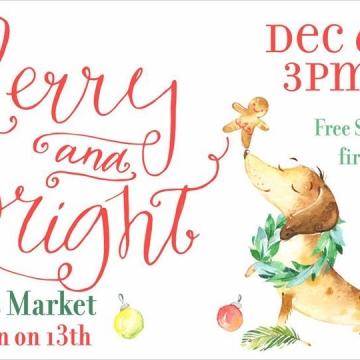 Handmade Sask Merry and Bright Christmas Market