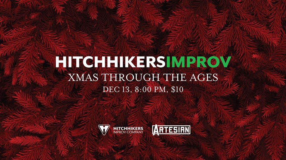 Hitchhikers Improv Holiday Show