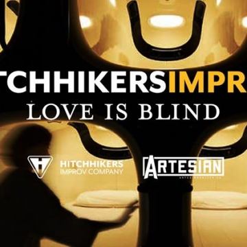 Hitchhikers Improv: Love Is Blind