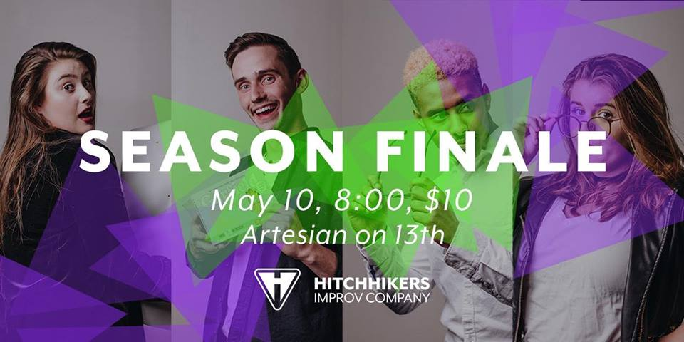 Hitchhikers Season Finale