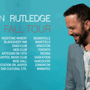 Justin Rutledge with guest Charlotte Cornfield