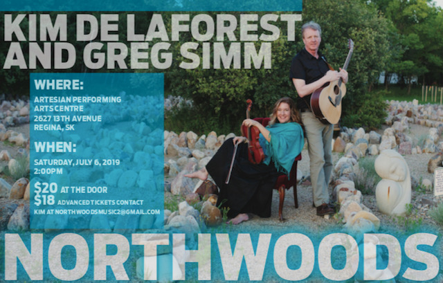 Kim de LaForest and Greg Simm - Northwoods