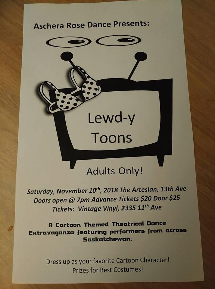 Lewd-y Toons