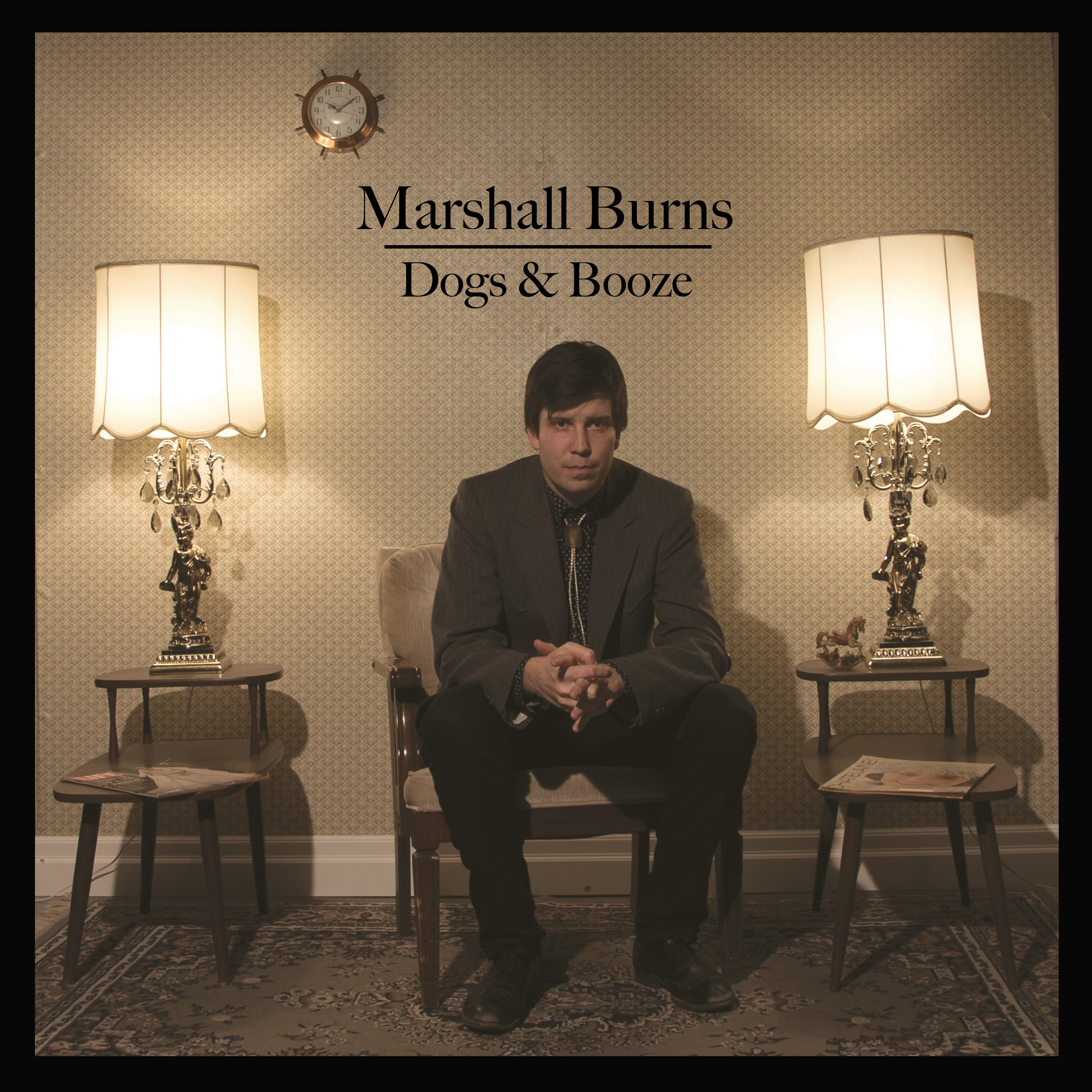 Marshall Burns Dogs & Booze Album Release with Lexi Buzash - 2 NIGHTS!