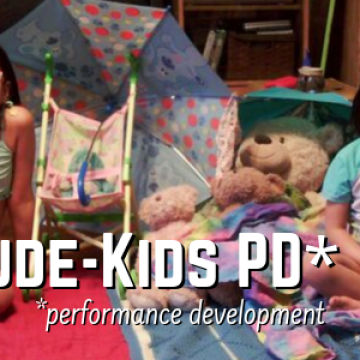 Maude-Kids PD (Performance Development) Day, October 18th