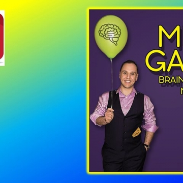 MIND GAMES: Brain-Bending Magic - Regina International Fringe Theatre Festival