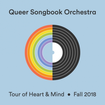 Queer Songbook Orchestra presented by the Regina Folk Festival