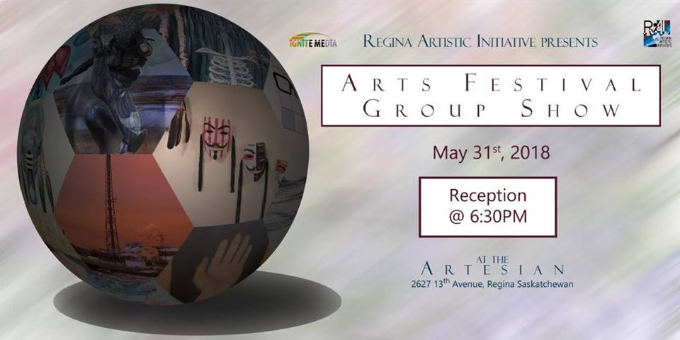 RAI Arts Festival Group Show and Sale