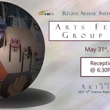 RAI Arts Festival Group Show and Sale