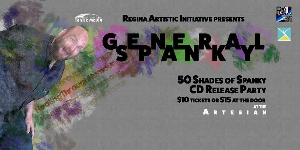 RAI Presents: 50 Shades of Spanky CD Release
