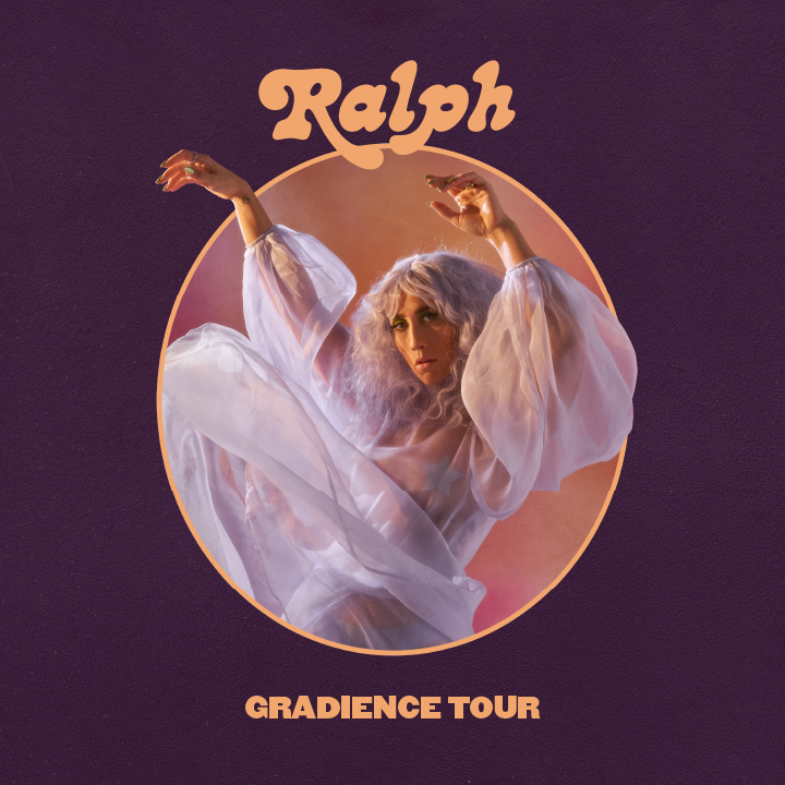 Ralph Gradience Tour with special guest Alex Porat presented by the Artesian