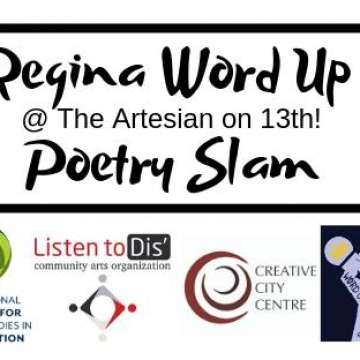 Regina Word Up Slam featuring Isaac Bond