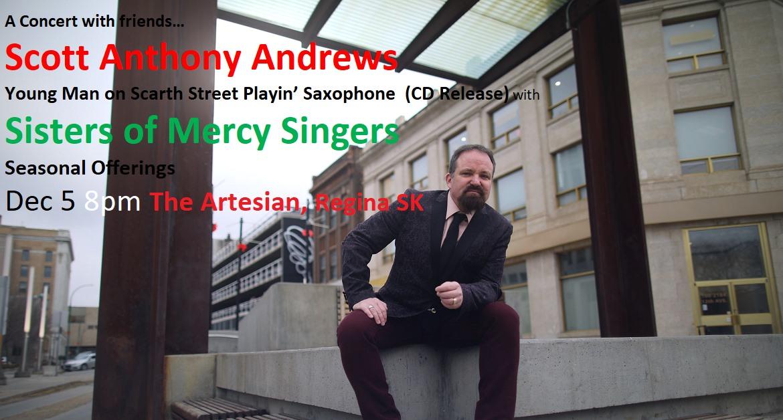 Scott Anthony Andrews & Sisters of Mercy