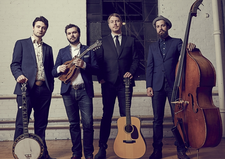 The Slocan Ramblers presented by the Artesian