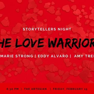 Storytellers Night - The Love Warriors