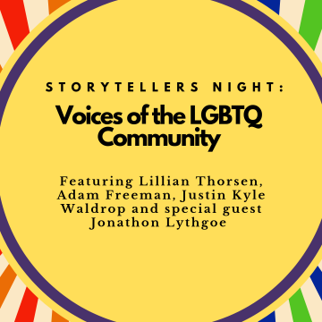 Storytellers Night: Voices of the LGBTQ Community