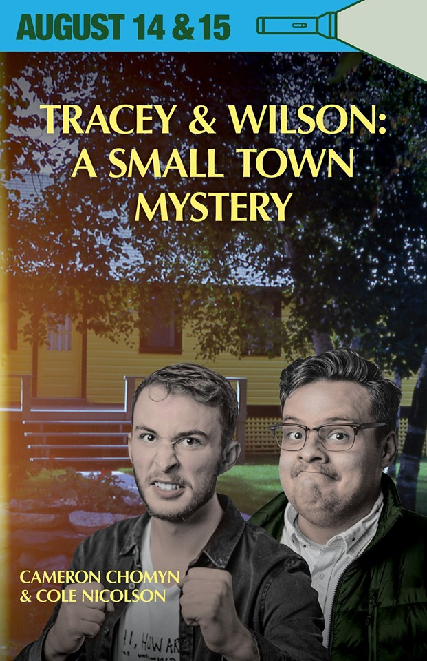 Tracy & Wilson: A Small Town Mystery