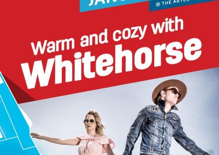 Warm & Cozy with Whitehorse   Winterruption