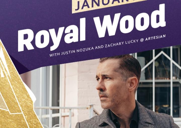 Winterruption - Royal Wood w/ Justin Nozuka and Zachary Lucky